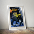 Retro Space Posters - Assembly Required