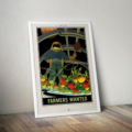 Retro Space Posters - Farmers Wanted