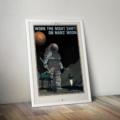 Retro Space Posters - Night Shift