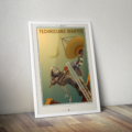 Retro Space Posters - Technicians Wanted
