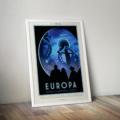 Solar System Travel Bureau - Europa
