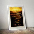 Solar System Travel Bureau - Titan