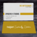 Corporate Basic Business Card - Yellow